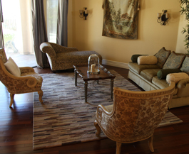 Abundant Life dining room area
